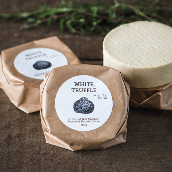 Truffula White Truffle Cheese Wheel