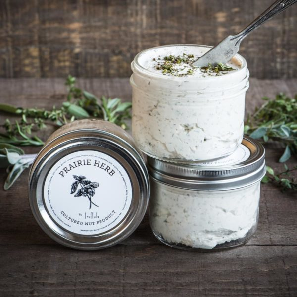 Truffula Prairie Herb Cheese Jar